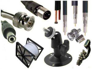 خرید لوازم جانبی دوربین مداربسته در انواع مدل