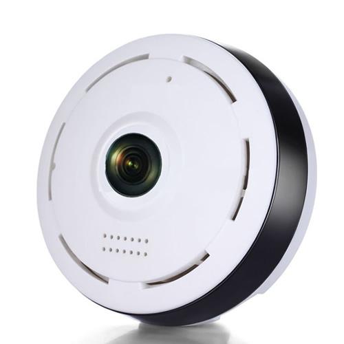دوربین 360 درجه چشم ماهی سه بعدی