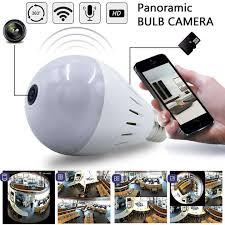 مشخصات دوربین مداربسته لامپی