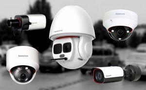 انواع برندهای سیستم های نظارتی و امنیتی