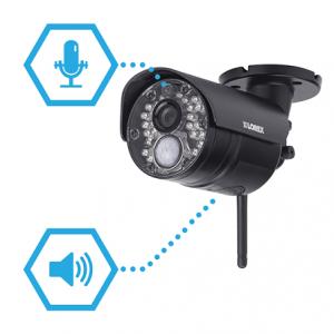 فروش عمده دوربین مداربسته با قابلیت ضبط صدا
