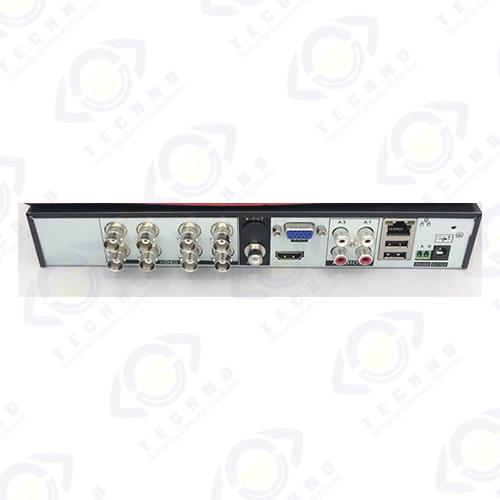 قیمت دستگاه ضبط 4 کاناله دوربین مدار بسته 4K