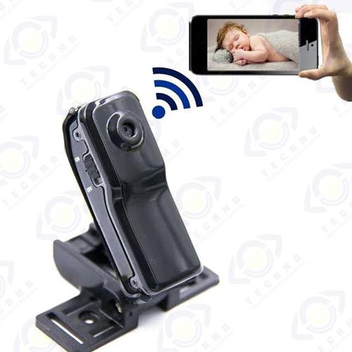 خرید دوربین مدار بسته بیسیم کوچک با حافظه داخلی