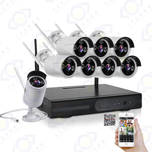 قیمت پک کامل دوربین مداربسته بیسیم